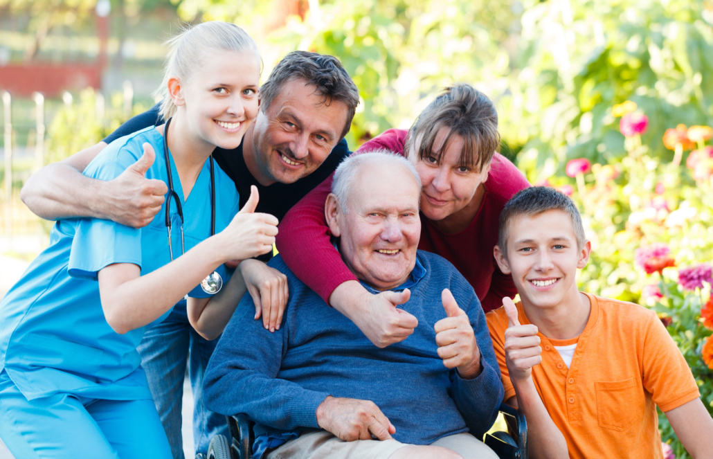 In-Home Care Testimonials - CareWorks Health Services