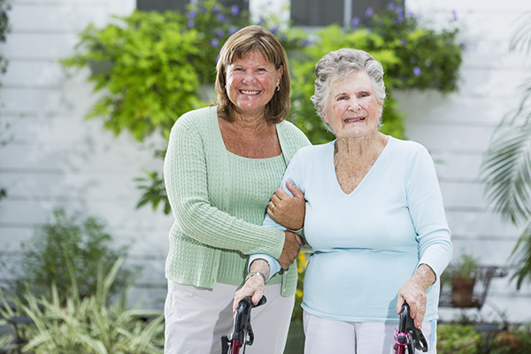 family caregiver, senior care, orange county home care