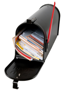 Seniors receive too much fraudulent mail in their mailboxes