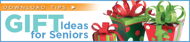 Gift Ideas for Seniors