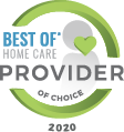 Home Care Pulse - Provider of Choice 2020