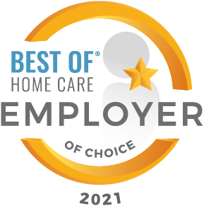 Home Care Pulse - Employer of Choice 2021