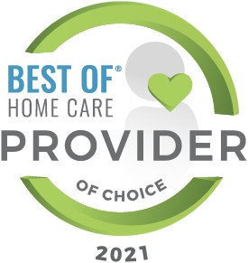 Home Care Pulse - Provider of Choice 2021
